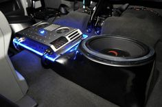glass speaker systems set up for cars | sweet sounding system rather than the crappy rf set up and still have ...