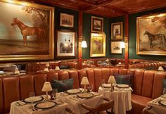 The Polo Bar (Midtown East): If you can get a reservation