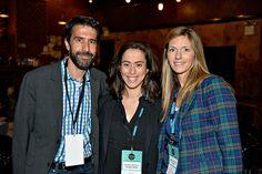 Some of the Brand Panelists: Jeff Condon, Michele Weisman and Melissa da Silva