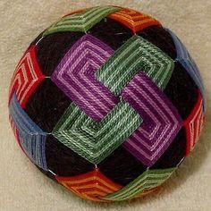 Japanese-Temari-Ball