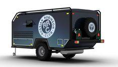 Eco Trailer, Off Road Camper Trailer, Trailer Build, Camper Caravan, Truck Camper, Camper Trailers, Camper Van, Campers, Expedition Trailer