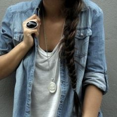 Levis - Jeans Hemd