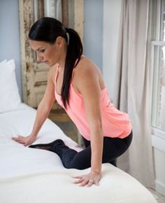 Rise and Shine: 8 Stretches You Should Do Each Morning | SparkPeople