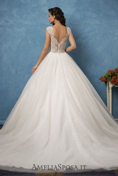 Wedding dress Sofia - AmeliaSposa.