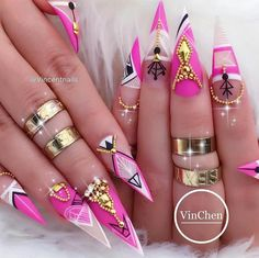 "3,671 Likes, 19 Comments - Ugly Duckling Nails Inc. (@uglyducklingnails) on Instagram: ""Beautiful nails by @vincentnails ✨Ugly Duckling Nails page is dedicated to promoting quality,…"""