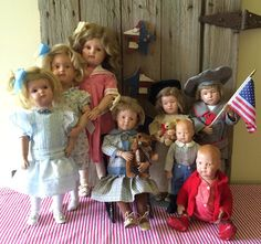 Once Upon A Doll Collection : Happy 4th of July
