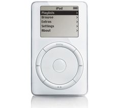 Se Cumplen 12 Años Desde que Apple Empezó a Vender el Primer iPod