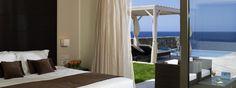 Royal Blue Resort & Spa in Rethymno Crete