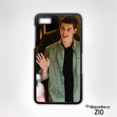 Shawn Handsome for Blackberry Z10/Q10 phonecases