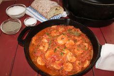 Emeril's Shrimp Creole: I made this tonight, and it was really good. I'll be keeping this recipe.