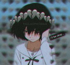 Anime Triste, Gothic Anime, Cute Anime Wallpaper, Sad Wallpaper, Manga Kawaii, Kawaii Anime Girl, Sad Anime Girl, Anime Art Girl, Manga Girl