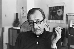 Henri Cartier-Bresson, Le designer graphique américain Alexey Brodovitch, New York, USA, 1962. © Henri Cartier-Bresson/Magnum Photos.