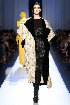 Jean Paul Gaultier Fall 2017 Couture Collection Photos - Vogue#rexfabrics#purveyoroffinefabrics#cometousforfashion#passionforfabrics