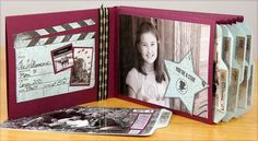 Use Envelope Punch to Make. Club Scrap Creates: Page-in-a-Pocket Album Instructions