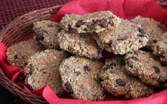 Retete Culinare - Biscuiti dietetici Cookies, Desserts, Food, Crack Crackers, Tailgate Desserts, Deserts, Biscuits, Essen, Postres