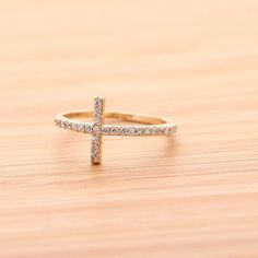 Cross Ring
