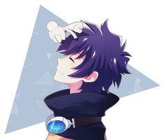 レオとソニック。と、フェムト。 - LG Hot Anime Boy, Cute Anime Guys, All Anime, Anime Art, Anime Style, Blood Blockade Battlefront, Samurai Champloo, Fan Art, Puppies