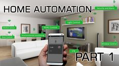 Watch Android Home Automation - Vera Lite - Z video. Android Home automation is going to be huge in I highly recommend you first watch my Android H. Home Automation Software, Best Home Automation System, Smart Home Security, Wireless Home Security Systems, Office Wall Colors, Futuristic Home, Electronic Appliances, Home Technology, Home Entertainment