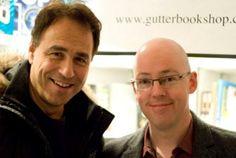 Authors Anthony Horowitz and John Boyne at our Launch Party 2009 John Boyne, Launch Party, Authors, Product Launch, Life, Writers