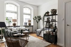 Studio Apartment Decorating Ideas on A Budget (45)