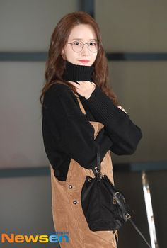 Snsd Airport Fashion, Kpop Fashion, Yoona Snsd, Sooyoung, Taeyeon Jessica, Im Yoon Ah, Good Looking Women, Airport Style, Girls Generation
