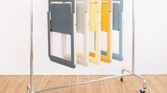 Deze stoel hang je zo weer zo weer op / www.roomed.nl