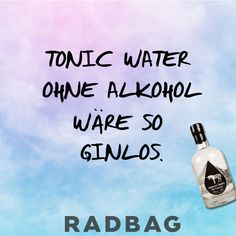 Gin Tonic Friday #friday #fridayquote #quotes #quote #weekend #party #gintonic #gin #tonic #funny #sprüche #freitag #wochenende #feiern #ginlos #lustig