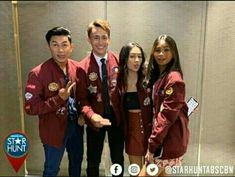 Batit, Tan, Ashley & Yen   #PbbOtsoBatch3BigFour #PbbOtso Canada Goose Jackets, Winter Jackets, Big, Dresses, Fashion, World, Winter Coats, Vestidos, Moda