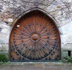 beautiful door by Hercio Dias