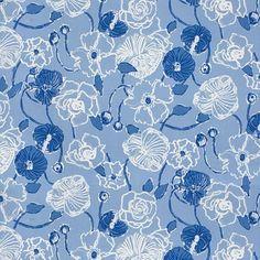 4d26e38e06b13f Lilly Pulitzer for Lee Jofa Fabric Pattern: I Dahlia 2011107-5 Color: Tide