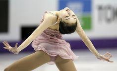 Zijun Li.I love watching ice skating.Please check out my website thanks. www.photopix.co.nz