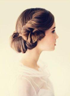 Stunning Hair Roll