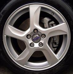 Balder 17 x 7 Volvo #30756703 (color 938 Silverstone), Offset 50mm, 10.2 kg, stamped 31200602.