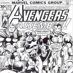 Are you looking for coloring pages from The Avengers to print? You have come to the right place! I have collected some of the coolest coloring...