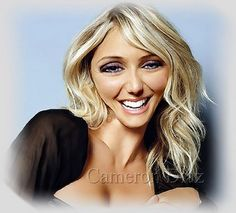 Cameron Diaz Caricature Watch this***