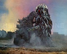 Godzilla Vs. Hedorah aka Godzilla Vs. The Smog Monster     Read more: http://www.tasteofcinema.com/2014/10-essential-godzilla-movies-every-horror-fan-should-see/#ixzz4lrC3ITV3