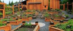 Image result for gardens accented by pathways