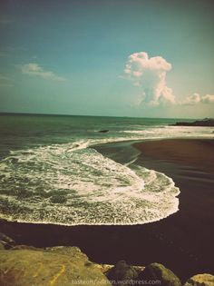 Beach of Padang!