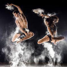 dance by shahaf brumer