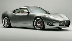 With the Spyker B6 Venator (www.spykercars.com), the Dutch automaker plans to return to the American market in 2014.