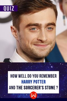 Quiz about Harry Potter and the Sorcerer's Stone. Quiz to determine how well you remember first Harry Potter movie. JK Rowling, Daniel Radcliffe, Harry Potter Quiz. Hermione and Harry, Emma Watson, Griffindor, Harry and Ron, Sirius Black, Hogwards, Professor Snape, Malfoy. HP trivia.