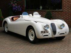 1952 Jaguar XK120 Period Competition Roadster