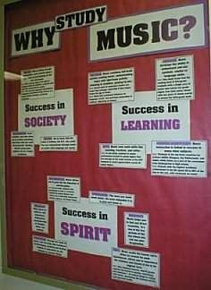 Art Advocating music in the classroom classroom