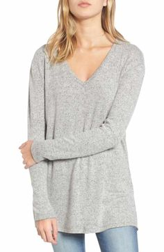 Free shipping and returns on BP. V-Neck Pullover at Nordstrom.com. Supersoft with long, scrunchable sleeves, this lightweight V-neck pullover is perfect for layering as the warm days dwindle.