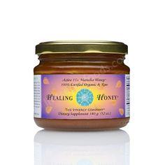 Synergy Company's Healing Honey-Manuka Honey 15+