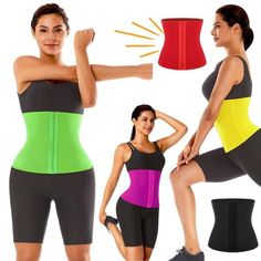 Get in shape with this Firm Control Waist Cincher Corset Waist Slimmer Belt.⏳ Our waist trimmer corset smooths your post-baby tummy flab and love handles, seamless smooths surface can be hidden under clothes or dress, you can wear it on any occasion you want to look slimmer. The best waist trimmer for weight loss is perfect for providing compression and support for postpartum recovery after pregnancy, lose weight, gym workout, wedding, party, working, tummy control trainer, and everyday use. Brazilian Briefs, Waist Cincher Corset, Lose Weight, Weight Loss, Postpartum Recovery, Natural Curves, Love Handles, Hourglass Figure, Slim Waist