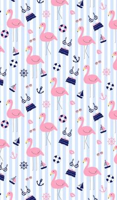 New wall paper iphone summer girly 43 Ideas Flamingo Wallpaper, Summer Wallpaper, Wallpaper For Your Phone, Lock Screen Wallpaper, Pattern Wallpaper, Wallpaper Backgrounds, Iphone Wallpaper, Phone Backgrounds, Cute Backgrounds