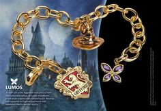 Whip out your wand and dust off your summoning spell because you're going to want these LUMOS Harry Potter Hogwarts Charm Bracelets. In addition to getting a cool bit of magic for your wrist, at least 15% of the SRP will go to Lumos Foundation, a non-profit organization founded by J.K. Rowling.  I
