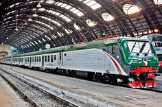 Bombardier TRAXX Electric Locomotive, TRENORD E464 in Italy