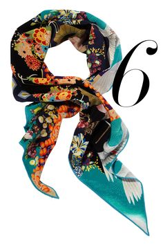 The Printed Scarf  is a must have accessory for Spring 2015 <3 Jamie McClean, Personal Stylist - Nordstrom Tysons Corner
